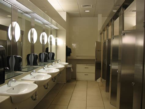 Restaurant Bathroom Design by Restrooms Please Be Seated