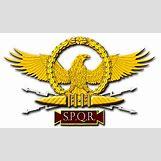 Spqr Eagle Standard | 1369 x 802 png 802kB