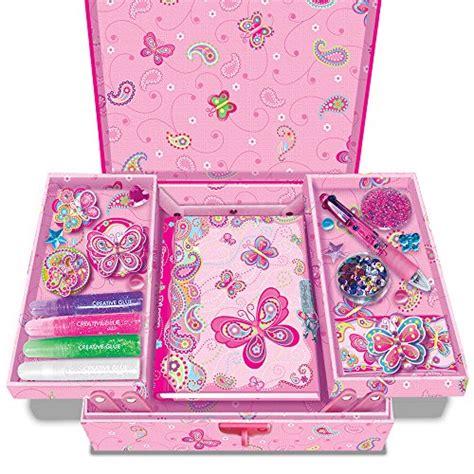 Make Secret Pink Sr pecoware fancy butterfly create your own secret diary set 039301511755 toolfanatic