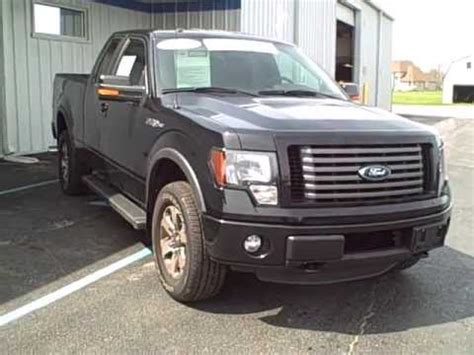 steve rogers ford toledo ohio 2012 ford f 150 fx4 at steve rogers ford