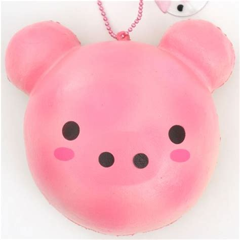 Cheap Cutlery Sets cute pig bread bun scented squishy by puni maru puni