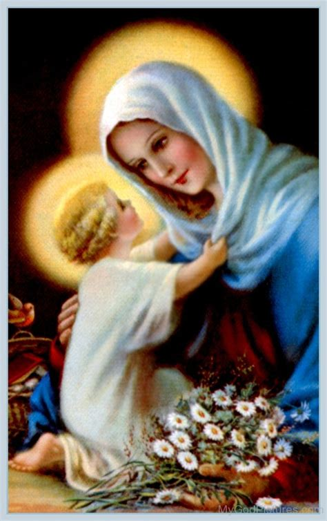 biography of mother mary of jesus lord jesus god pictures