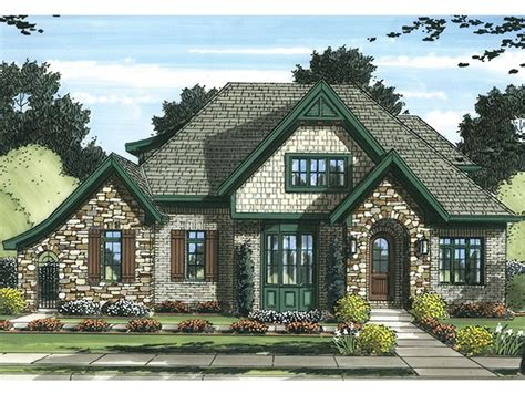 quaint house plans though this charming exterior evokes a quaint cottage the inside of plan dhsw077426 actually