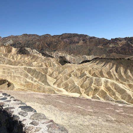 zabriskie point (death valley national park) 2018 all