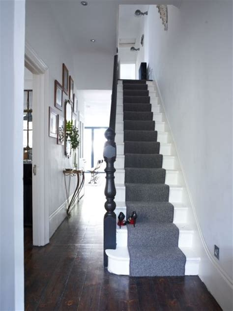 How To Decorate A Hallway With Stairs by 17 Best Ideas About Narrow Hallway Decorating On
