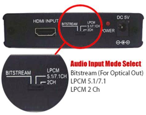 hdmi lpcm   multi channel audio decoder amplifier ebay