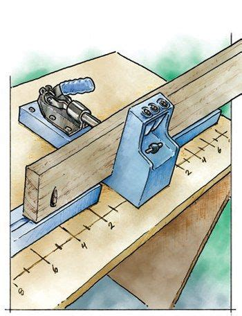markings  jig  spacing   woodworking tools
