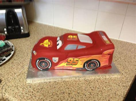 Car Light Bulbs Asda Asda Lightning Mcqueen Cake Birthday Cake Ideas For Toby