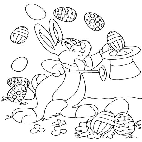 zum ausmalen kinder malvorlagen ostern