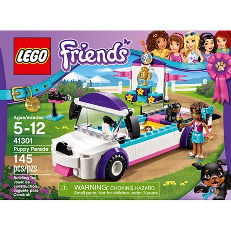 lego friends puppy parade lego friends puppy parade smart toys