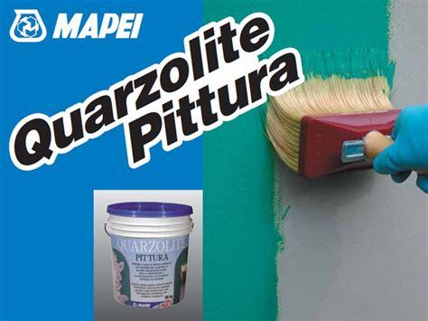 vernice al quarzo per interni pittura al quarzo quarzolite pittura mapei