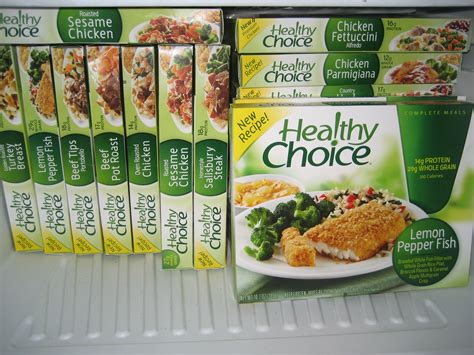 frozen food healthy frozen meals no such thing in the