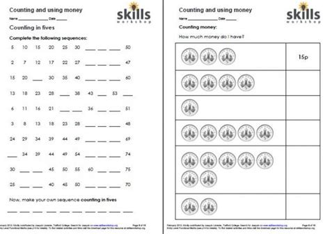 Functional Math Worksheets by Numeracy Functional Maths And Gcse Resources