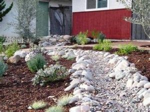 tutorial  creating dry stream bed   french drain