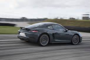 Porsche Cayman 2017 2017 Porsche 718 Cayman Drive Automobile Magazine