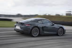 Porsche Caymen 2017 Porsche 718 Cayman Drive Automobile Magazine