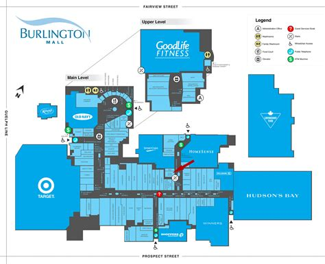 burlington mall map contact total image salon in burlington mall burlington