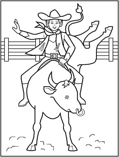 cowgirl coloring page cowboy western coloring page coloring home