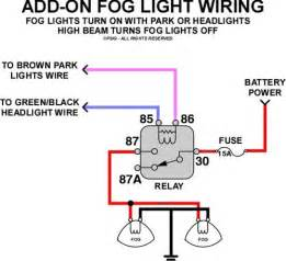 wiring fog lights into my truck ford forums ford cars tech forum