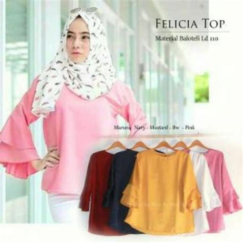 Atasan Wanita Nemma Pink Bhn Twiscont To Fit Ld 110 Kc Dpn T sale atasan wanita safira1 bhn twiscont to fit l roo