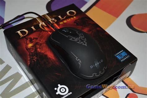 Mouse Diablo 3 steelseries diablo 3 mouse gameway 51