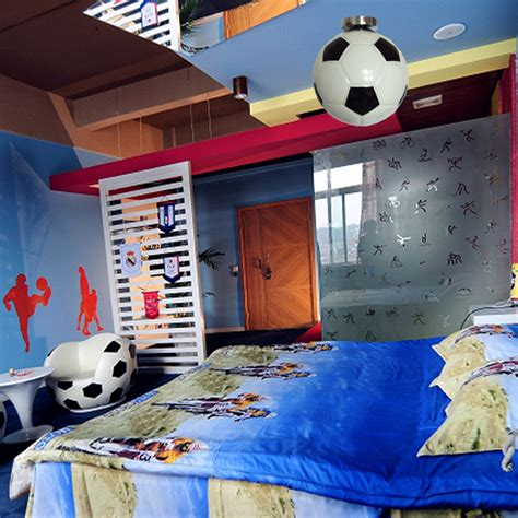 Shop Bedroom Aliexpress Buy Room Football L Basket