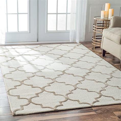 10 Foot By 14 Foot Area Rugs - handmade moroccan trellis faux silk wool nickel area rugs
