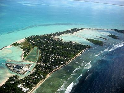 kiribati: a nation that cannot adapt to climate change