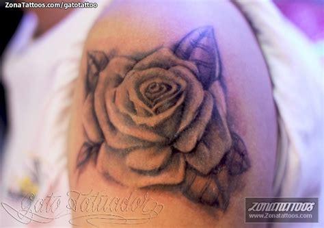 imagenes de rosas en tatuajes tatuajes de rosas con sombras imagui