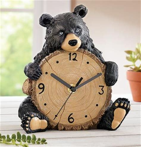 bear themed home decor black bear decorations home