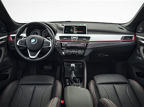 bmw suv interior 2017 bmw x1 price photos reviews safety ratings