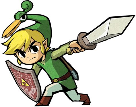 minish cap the minish cap what s up with link s hair