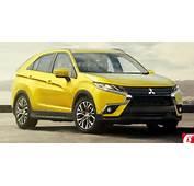 Future Cars 2018 Mitsubishi Outlander Sport / ASX Takes On Toyota C