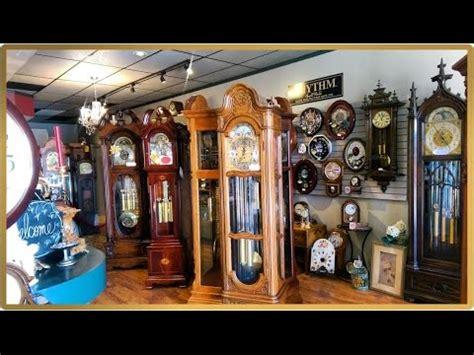 clock shop meet jimmy s alpine clock shop riverside s premier clock