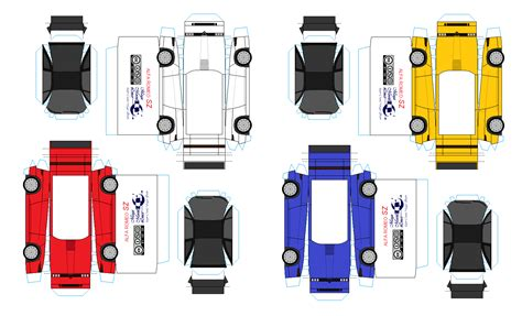 papercraft cars 28 images mitsubishi paper cars
