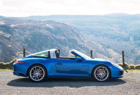 porsche targa 2018 porsche 911 targa targa 4s 2018 prix moniteur automobile
