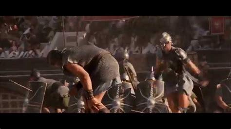gladiator film score barbarian horde gadiator barbarian horde battle scene hd youtube