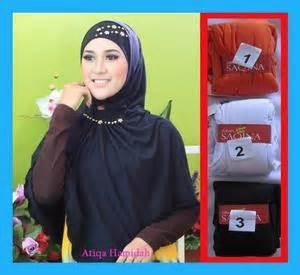 Syari Kirana Flower shafa azzahra olshop