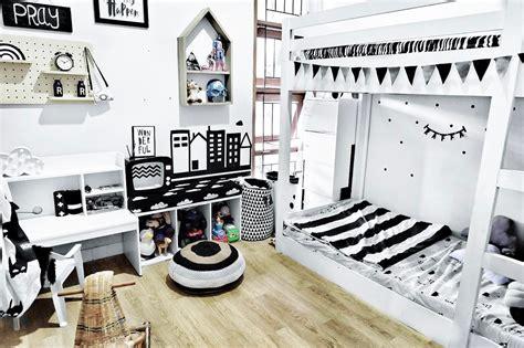 desain gambar hitam putih 18 model desain kamar tidur hitam putih terbaru 2018