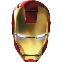 Ironman Mask Template by Iron 2 Mask 8ct