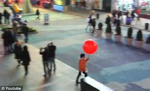 hoax of 'mad scientist' hijacking times square's video