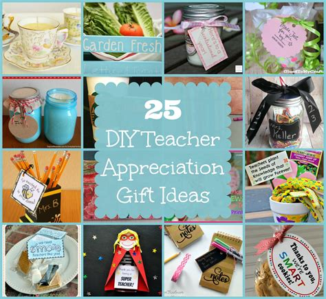 25 gift ideas 25 teacher appreciation gift ideas family fun journal