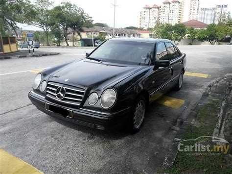 how to sell used cars 1997 mercedes benz sl class interior lighting mercedes benz e230 1997 elegance 2 3 in kuala lumpur automatic sedan brown for rm 30 000