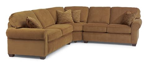 flexsteel thornton sectional jasen s furniture