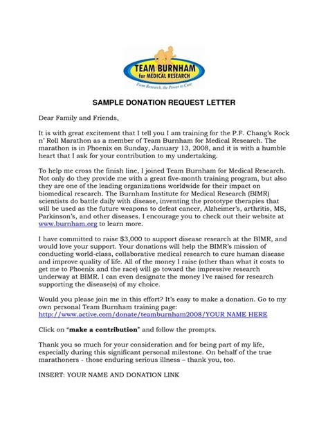 Sle Fundraising Letter Doc Sle Letter Asking For Donations For Funeral Expenses 100 Images Auction Donations From Pro