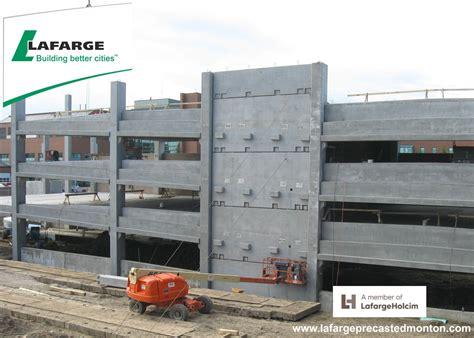 Precast Garage Construction by Precast Parking Garage Construction Western Canada