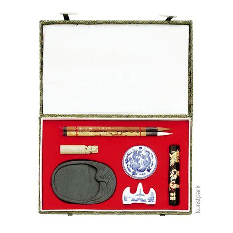 1 Set Sho Nr chinesisches tusche set nr 3 mit zubeh 246 r