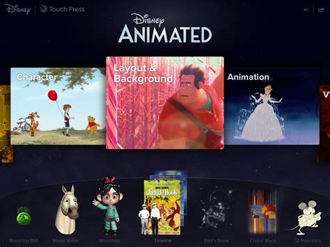 film disney animation app review disney animated ipad app rotoscopers