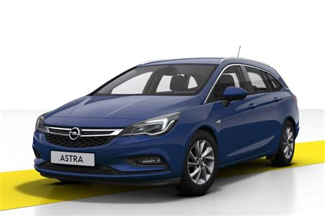 opel blue opel astra v sports tourer 2018 couleurs colors