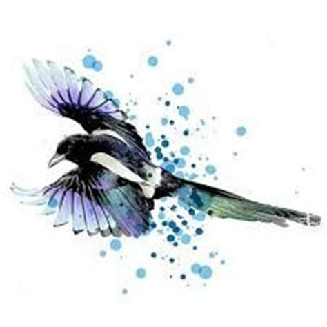 tattoo prices wirral watercolour magpie tattoo ideas pinterest